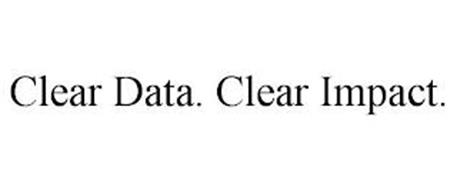 CLEAR DATA. CLEAR IMPACT.