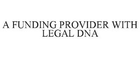 A FUNDING PROVIDER WITH LEGAL DNA