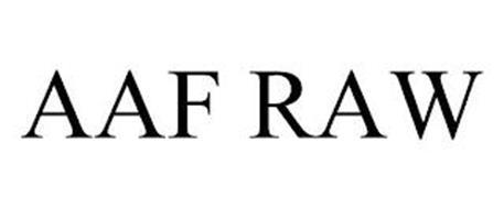 AAF RAW