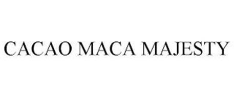 CACAO MACA MAJESTY
