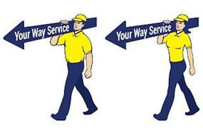 YOUR WAY SERVICE YOUR WAY SERVICE