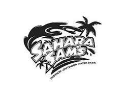 SAHARA SAM'S INDOOR · OUTDOOR WATER PARK