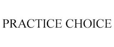 PRACTICE CHOICE