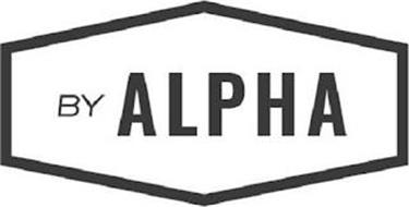 BY ALPHA