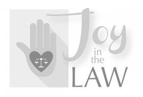 JOY IN THE LAW