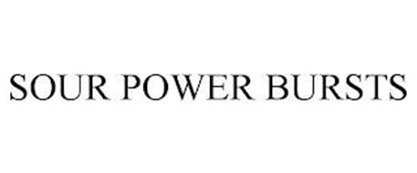 SOUR POWER BURSTS