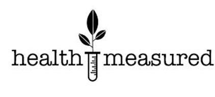 HEALTH MEASURED