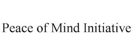 PEACE OF MIND INITIATIVE