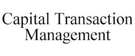 CAPITAL TRANSACTION MANAGEMENT