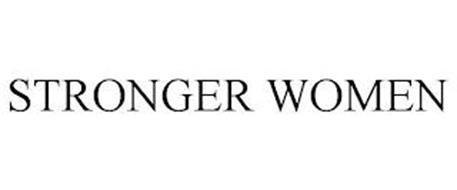STRONGER WOMEN