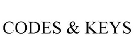 CODES & KEYS