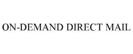 ON-DEMAND DIRECT MAIL