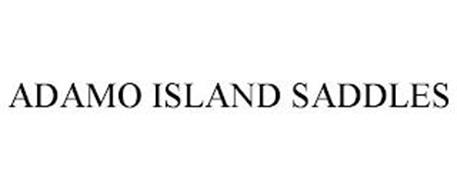 ADAMO ISLAND SADDLES