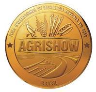 FEIRA INTERNACIONAL DE TECNOLOGIA AGRICOLA EM ACAO AGRISHOW BRASIL