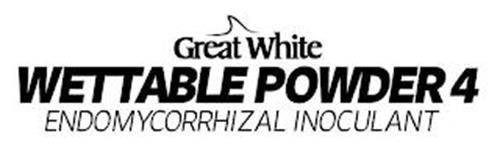 GREAT WHITE WETTABLE POWDER 4 ENDOMYCORRHIZAL INOCULANT