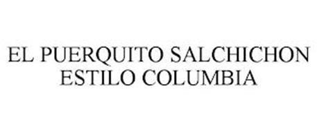 EL PUERQUITO SALCHICHON ESTILO COLUMBIA