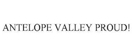 ANTELOPE VALLEY PROUD!