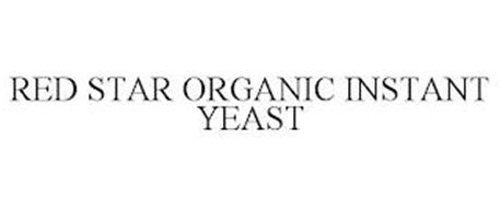 RED STAR ORGANIC INSTANT YEAST
