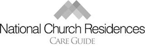 NATIONAL CHURCH RESIDENCES CARE GUIDE
