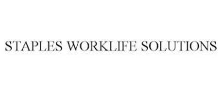 STAPLES WORKLIFE SOLUTIONS