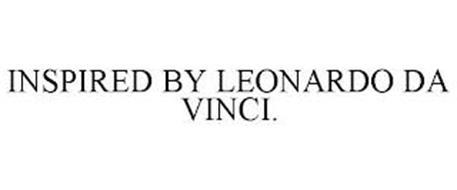 INSPIRED BY LEONARDO DA VINCI.