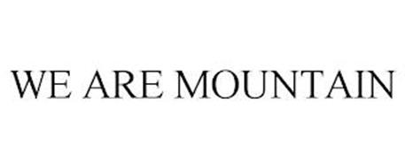 WE ARE MOUNTAIN