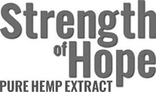 STRENGTH OF HOPE PURE HEMP EXTRACT