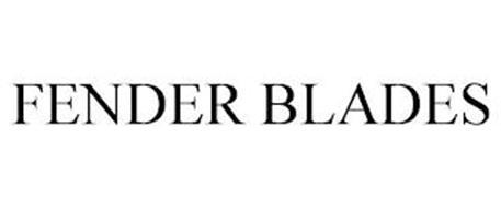 FENDER BLADES