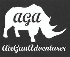 A G A AIR GUN ADVENTURER