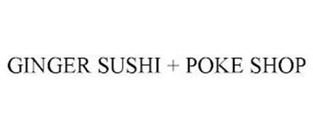 GINGER SUSHI + POKE SHOP