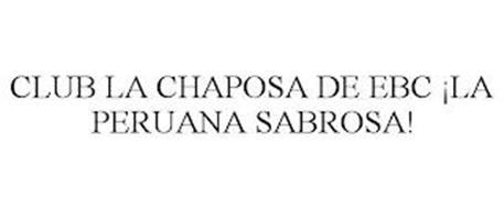 CLUB LA CHAPOSA DE EBC ¡LA PERUANA SABROSA!