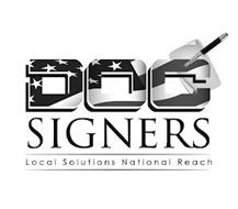 DOC SIGNERS LOCAL SOLUTIONS NATIONAL REACH