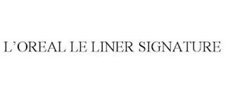 L'OREAL LE LINER SIGNATURE