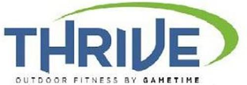 THRIVE OUTDOOR FITNESS BY GAMETIME