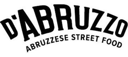 D'ABRUZZO ABRUZZESE STREET FOOD