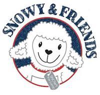 SNOWY & FRIENDS SNOWY THE LAMB