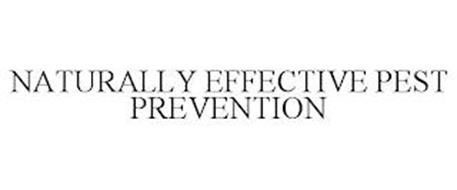 NATURALLY EFFECTIVE PEST PREVENTION