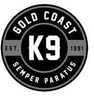 K9 GOLD COAST SEMPER PARATUS EST. 1991