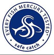 ·EVERY FISH MERCURY TESTED· SAFE CATCH