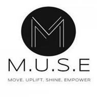 M M.U.S.E MOVE. UPLIFT. SHINE. EMPOWER
