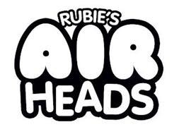 RUBIE'S AIR HEADS