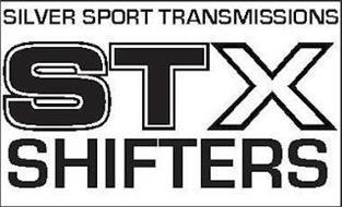 SILVER SPORT TRANSMISSIONS STX SHIFTERS