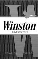 W WINSTON SMOOTH REAL SMOOTH BOX