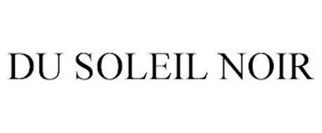 DU SOLEIL NOIR
