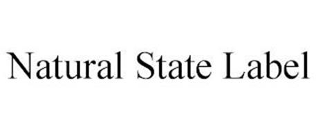 NATURAL STATE LABEL