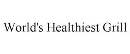 WORLD'S HEALTHIEST GRILL