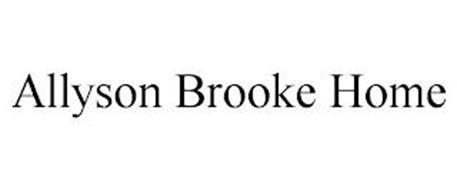 ALLYSON BROOKE HOME