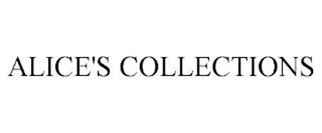 ALICE'S COLLECTIONS