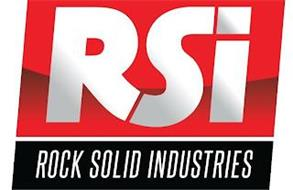 RSI ROCK SOLID INDUSTRIES