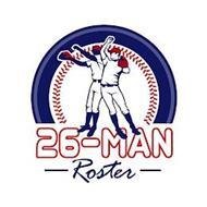 26-MAN ROSTER
